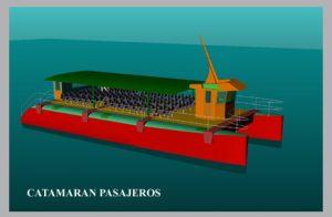 PORTUYATES CATAMARAN PASAJEROS WEB PROYECTOS